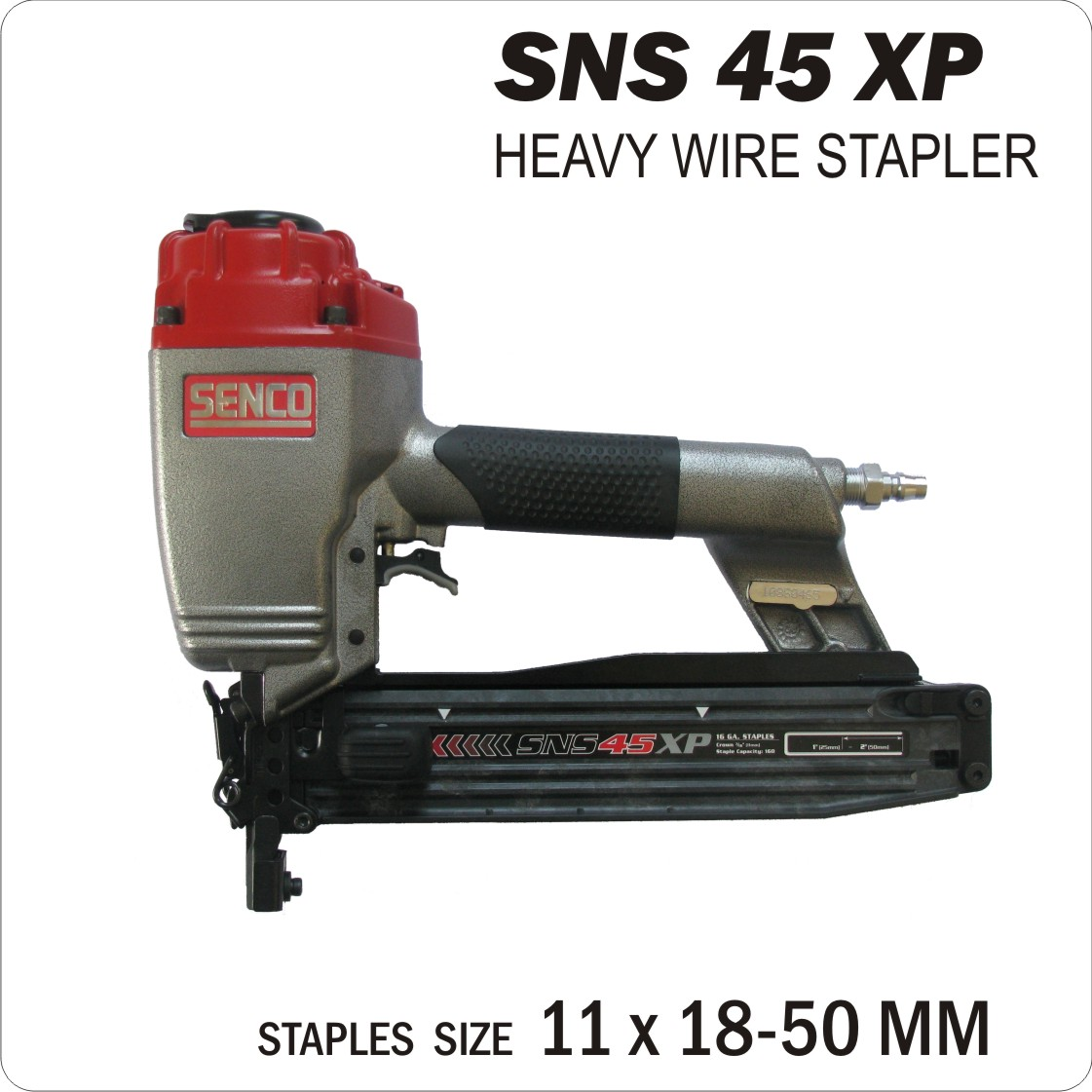SENCO HEAVY WIRE STAPLER
